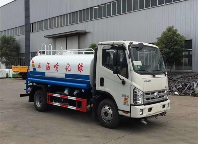 (6方)福田康瑞H2洒水车