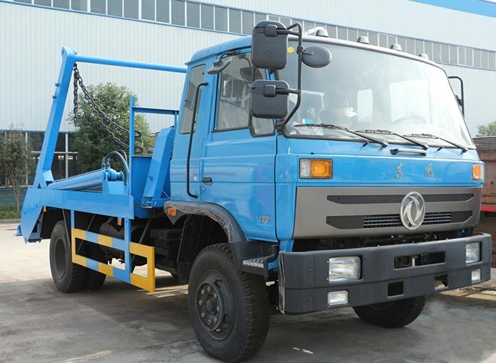 (10方)东风145摆臂垃圾车