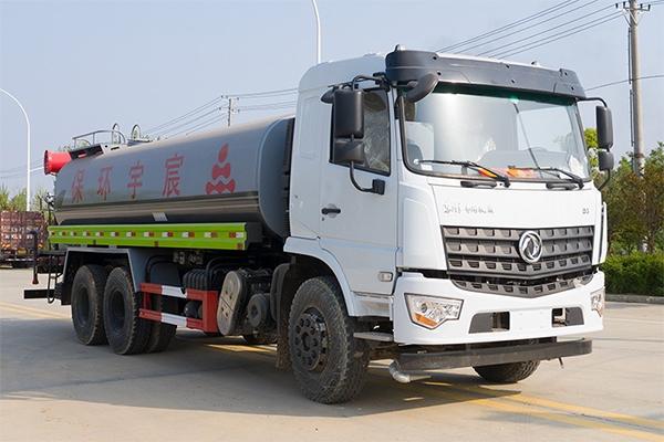 国六D3L后八轮 15吨 喷雾车